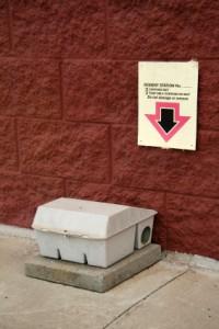 Commercial Pest Control - Bait Point