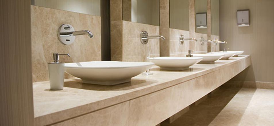 Washroom services ireland hygiene sanitary for Washroom photo